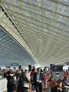 المطارات الأكثر ازدحاما في العالم 2018