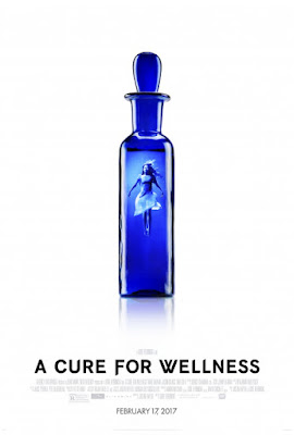 """A Cure for Wellness"" - Poster e trailer"