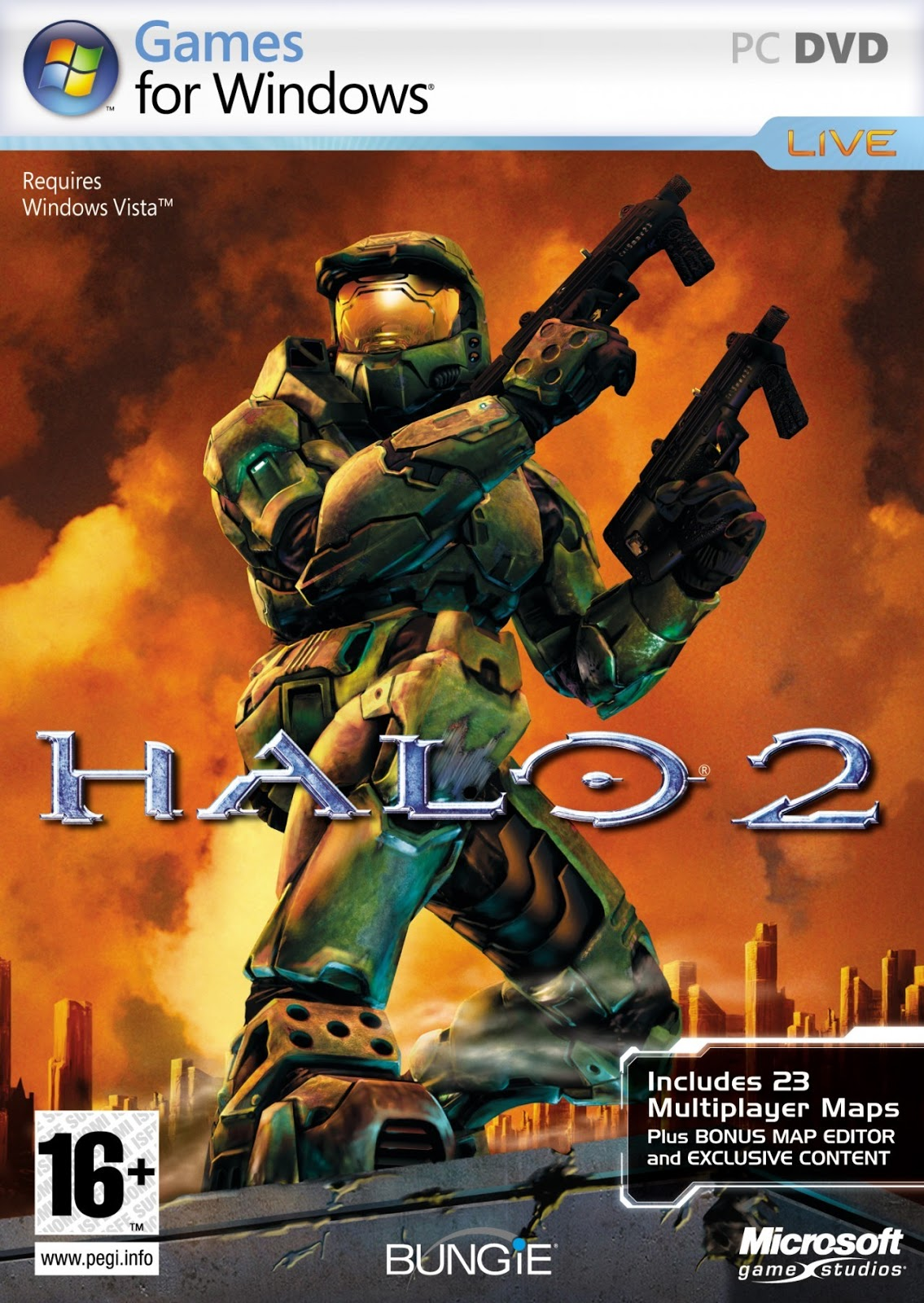 Halo 2 PC Full ESPAÑOL LATINO