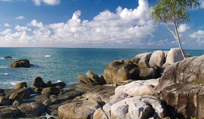 Wisata Indonesia Bangka Belitung Terkenal dengan Pantai ...