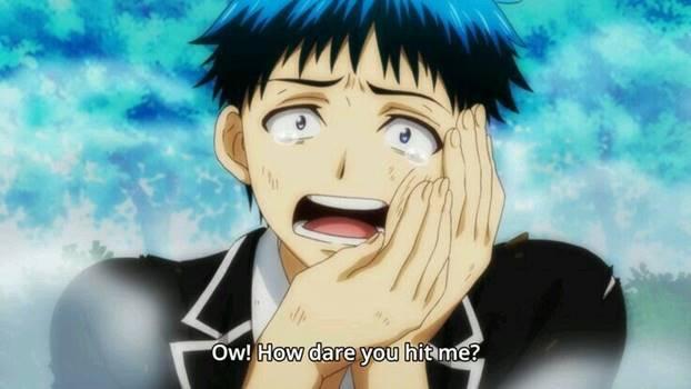 yamada ryu Karakter Anime Bisa Meniru Kekuatan Lawan