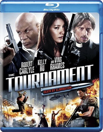 The Tournament 2009 Dual Audio Hindi Bluray Movie Download