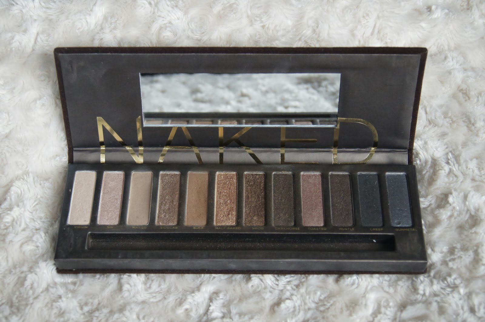 urban decay original naked eyeshadow palette