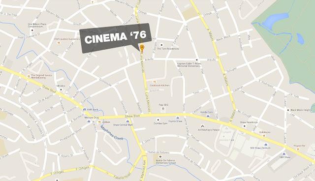 cinema '76 film society