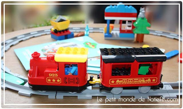 Lego Duplo Train à vapeur