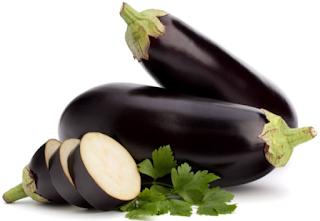 kandungan gizi dan manfaat terong ungu
