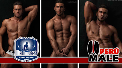 Mister Universe Model Turkey 2015 | Hakan Akbulut