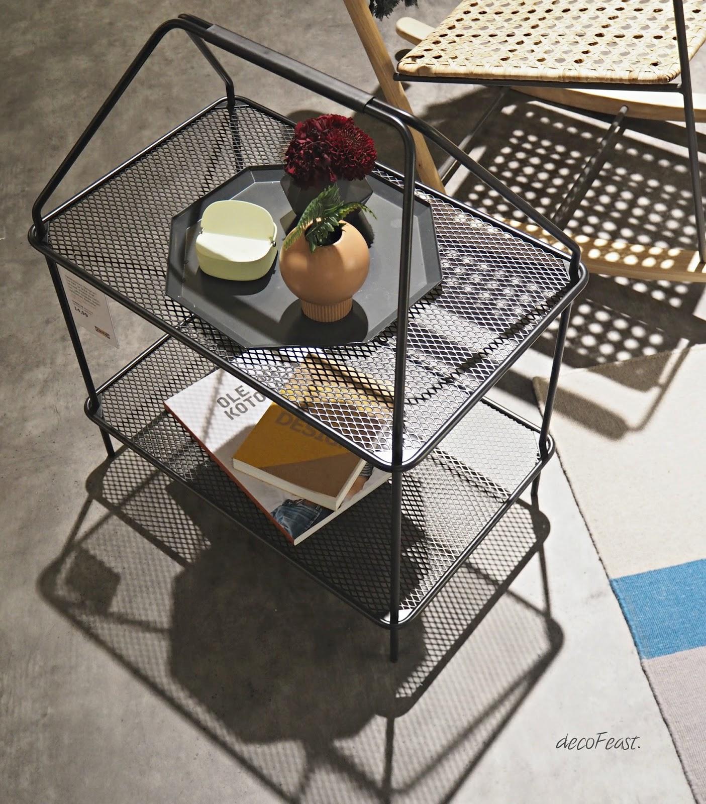 Ikea PS 2017 mallisto – kasarivivahteisia nomad-huonekaluja