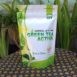 teh hijau pelangsing yang aman
