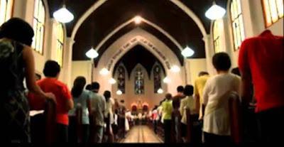 Satu Gereja Masuk Islam Oleh Seorang Pemuda Muslim di Amerika