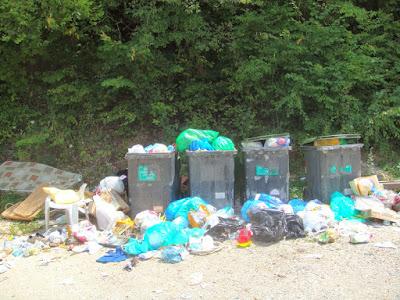 """""""Μπλόκο"""" στην ανάθεση της αποκομιδής απορριμμάτων του δήμου Ζαγορίου σε ιδιώτη"""