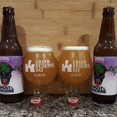 The BR Beer Scene: A Tale Of Two Ghosts