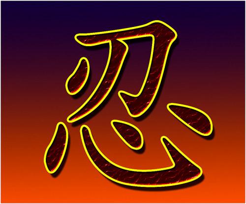 Ý nghĩa của chữ Nhẫn trong tiếng Hán