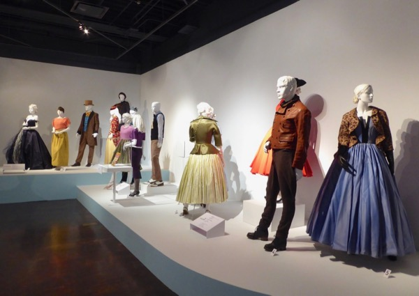 11th TV costume design exhibition FIDM