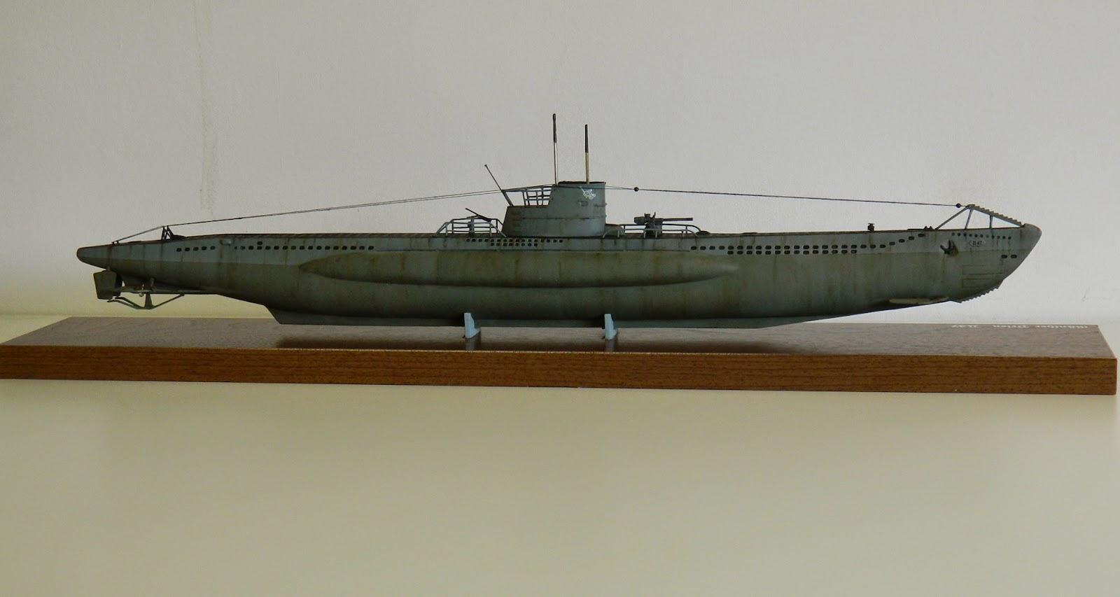 Mike S Modeling U 47 German U Boat 2