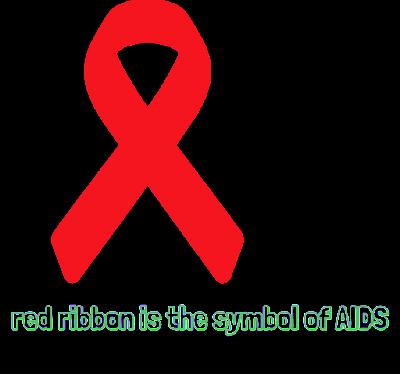 Symbol of AIDS