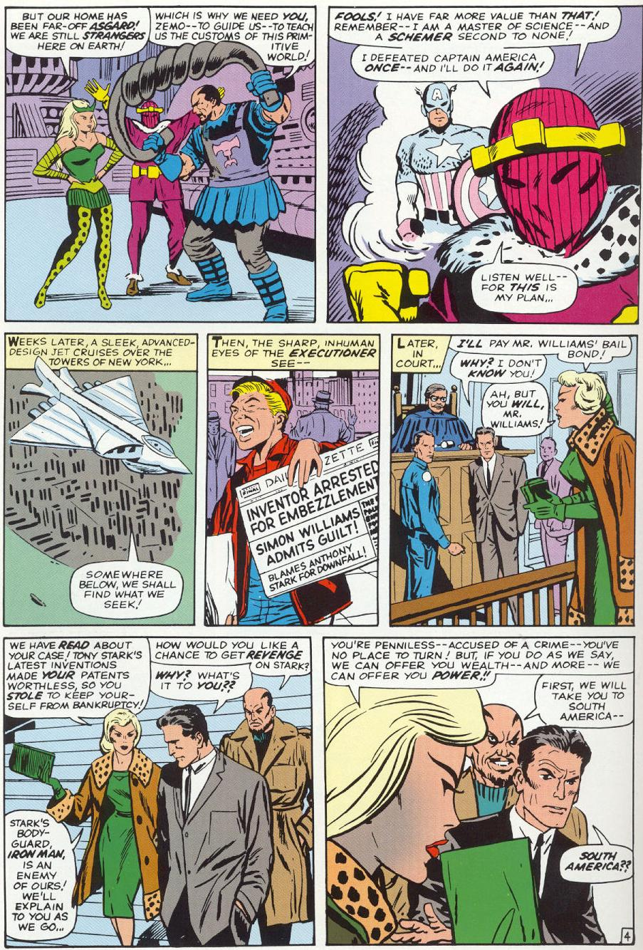 The Avengers (1963) 9 Page 4