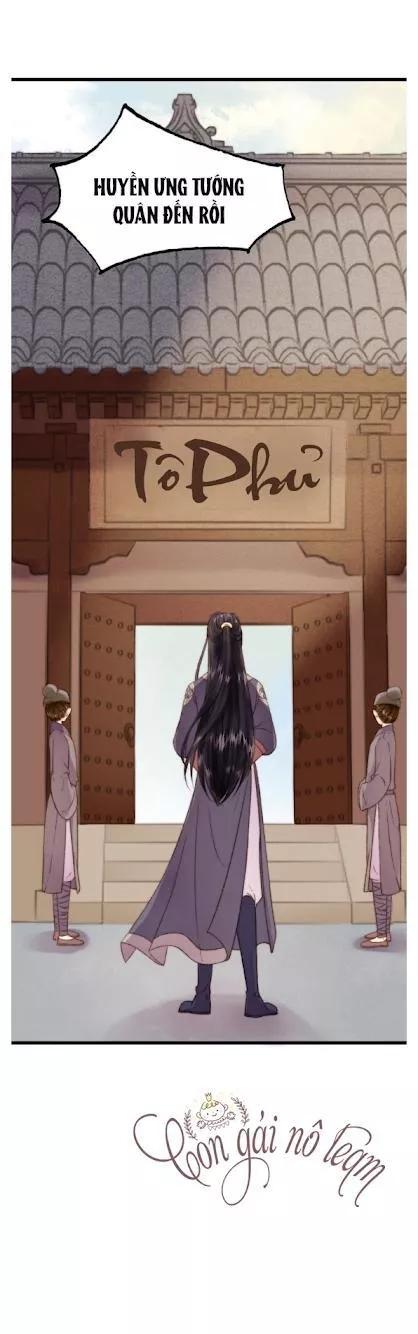 Nàng Phi Cửu Khanh - Thần Y Kiều Nữ chap 10 - Trang 36