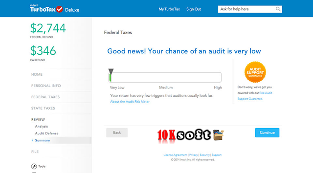 TurboTax 2016 Deluxe Home and Business All States Fix offline setup file Free Download