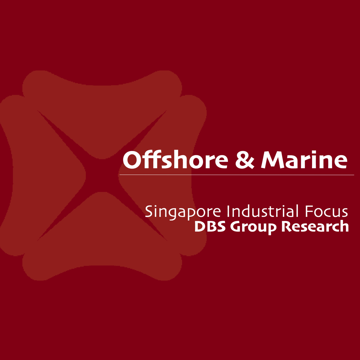 Offshore & Marine / China Yards - DBS Vickers 2016-12-14: 2017 Outlook ~ Consolidation wave
