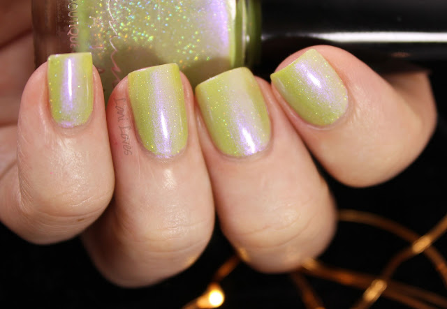 Femme Fatale Fields of Treasure Nail Polish Swatches & Review