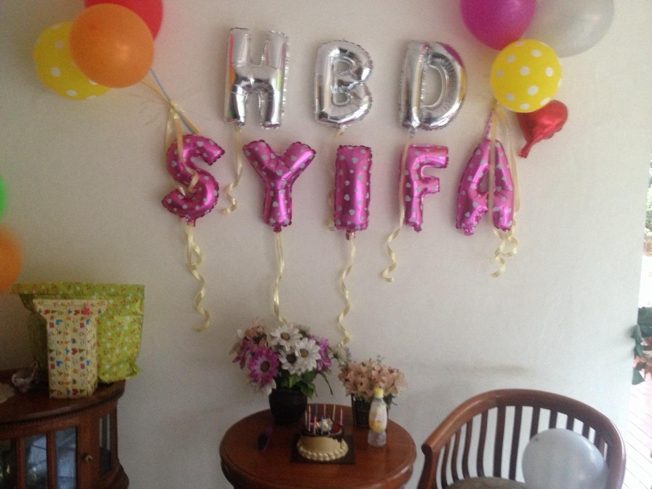 Pusat toko grosir atk jual balon foil murah bisa kirim ke for Dekor ulang tahun