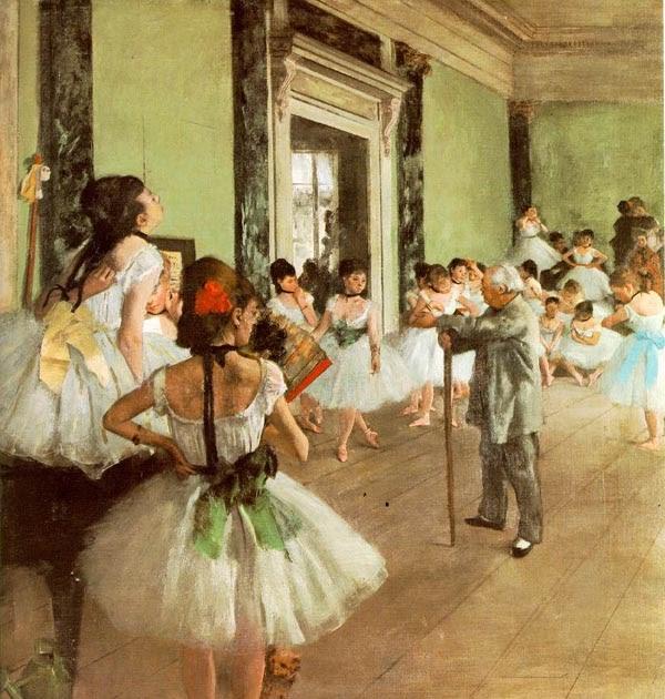 cv en ligne professeur danse classique