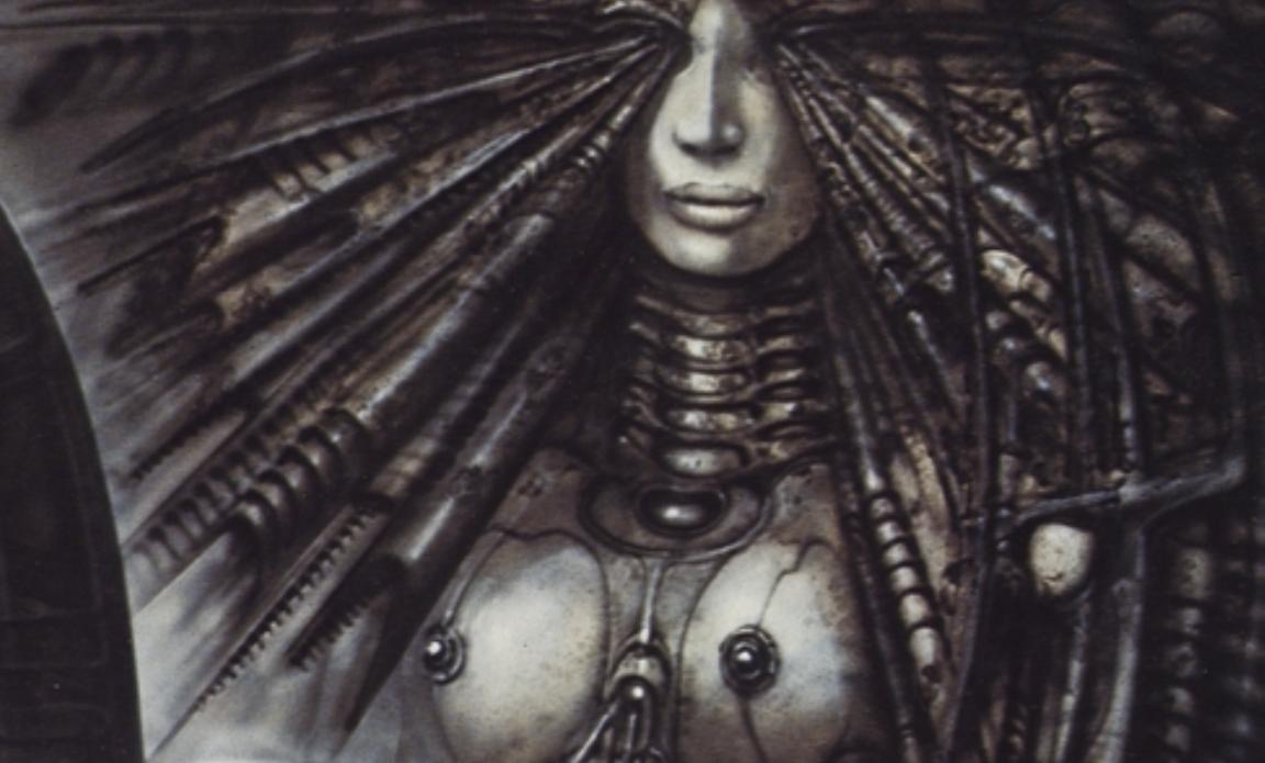 Alien Explorations: Alien: Inspiration for Space Jockey ... H.r. Giger Necronomicon