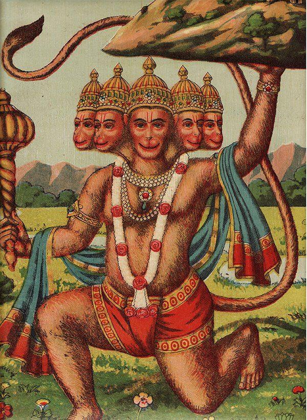 Panchmukhi Ganesh Wallpaper Hd Bhagwan Ji Help Me Panchmukhi Hanuman Ji Wallpapers