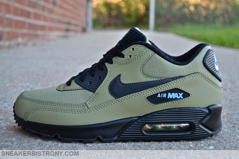online store ea6c0 65881 ... italy nike air max 90 essential alligator anthracite black 33a93 d7bdf