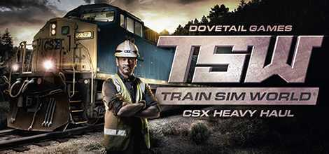 Train Sim World CSX Heavy Haul Crack Free Download