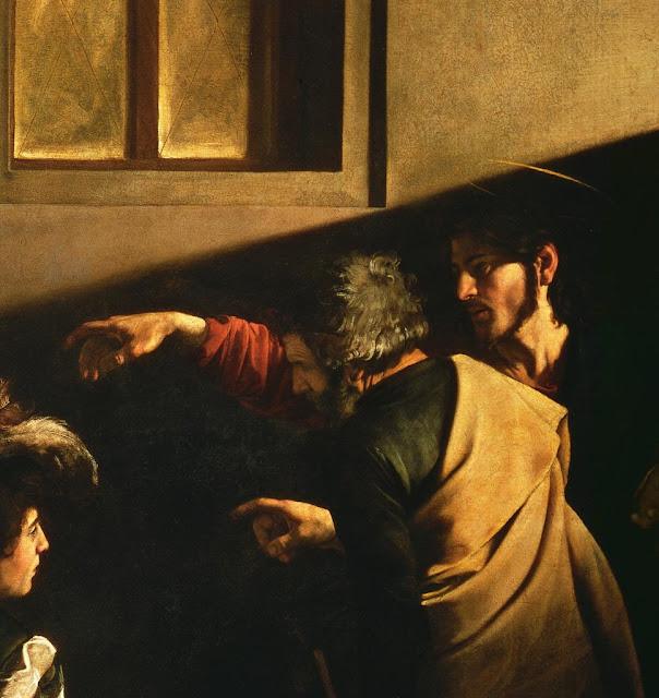 """Caravaggio, il pittore della luce *Passeggiata """"storico-artistica"""""""