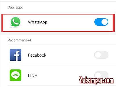 cara hapus dual apps xiaomi redmi