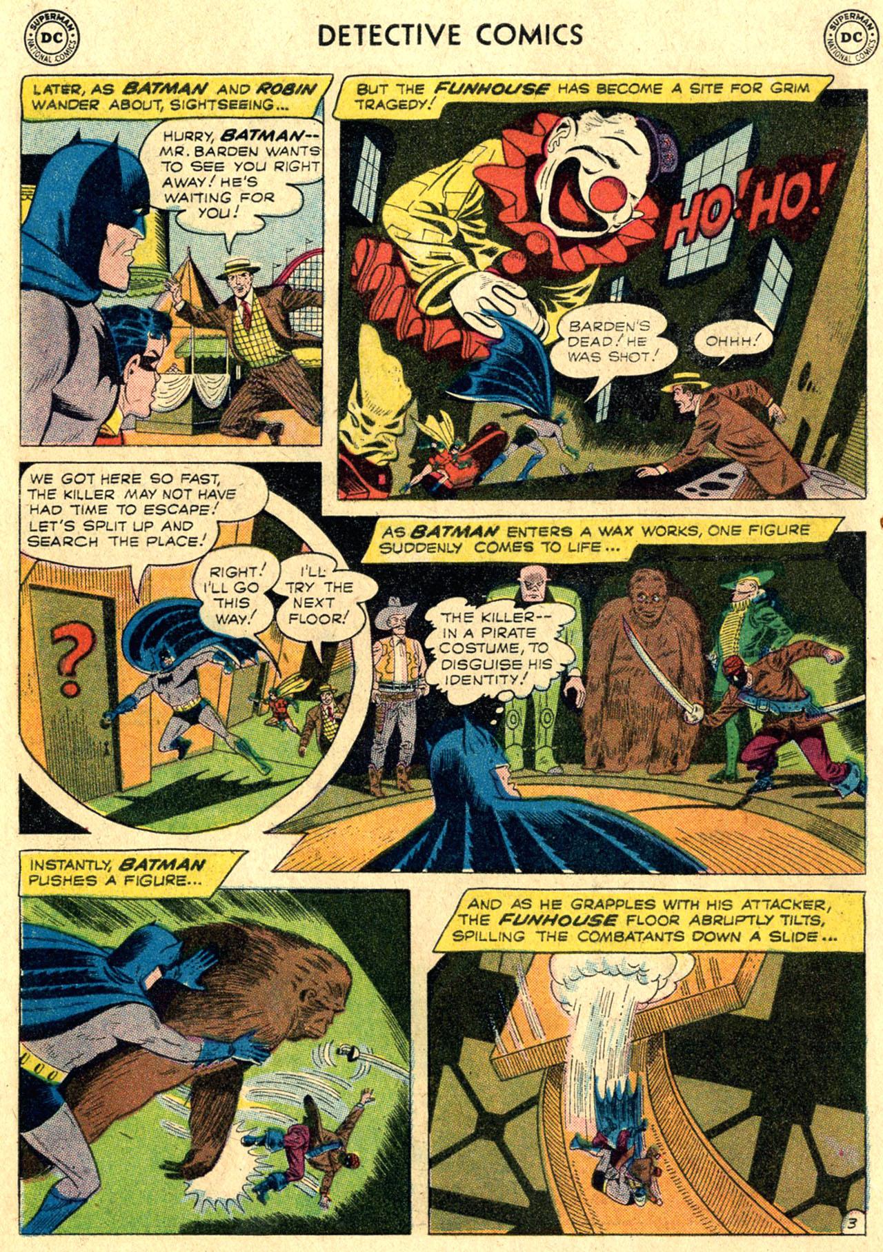 Detective Comics (1937) 264 Page 4