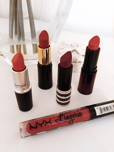 Autumn Lip Picks