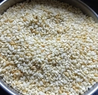 Granola Bar - White Sesame Seed