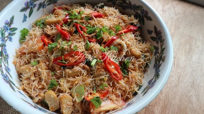 Nasi Goreng Cili Merah Yang Simple Dan Sedap Azie Kitchen