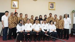 14 Pendonor Darah Mojokerto Diundang Presiden Terima Penghargaan SLKS