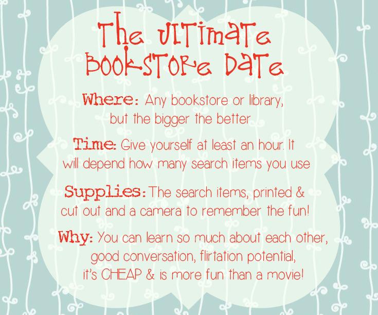 Bookstore date dating divas 12 6