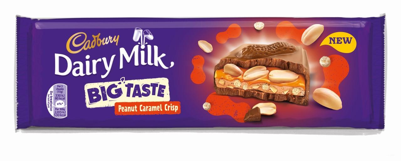 New Cadbury Peanut Chocolate Bars