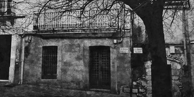 Casa de Cáceres en la calle Barrio Nuevo