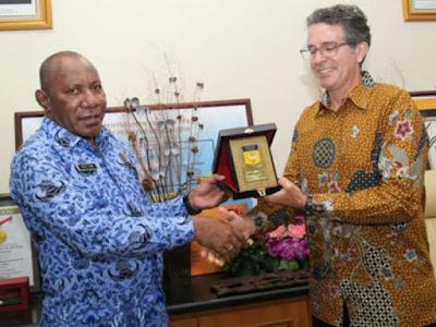Program USAID Motivasi Pembangunan Papua
