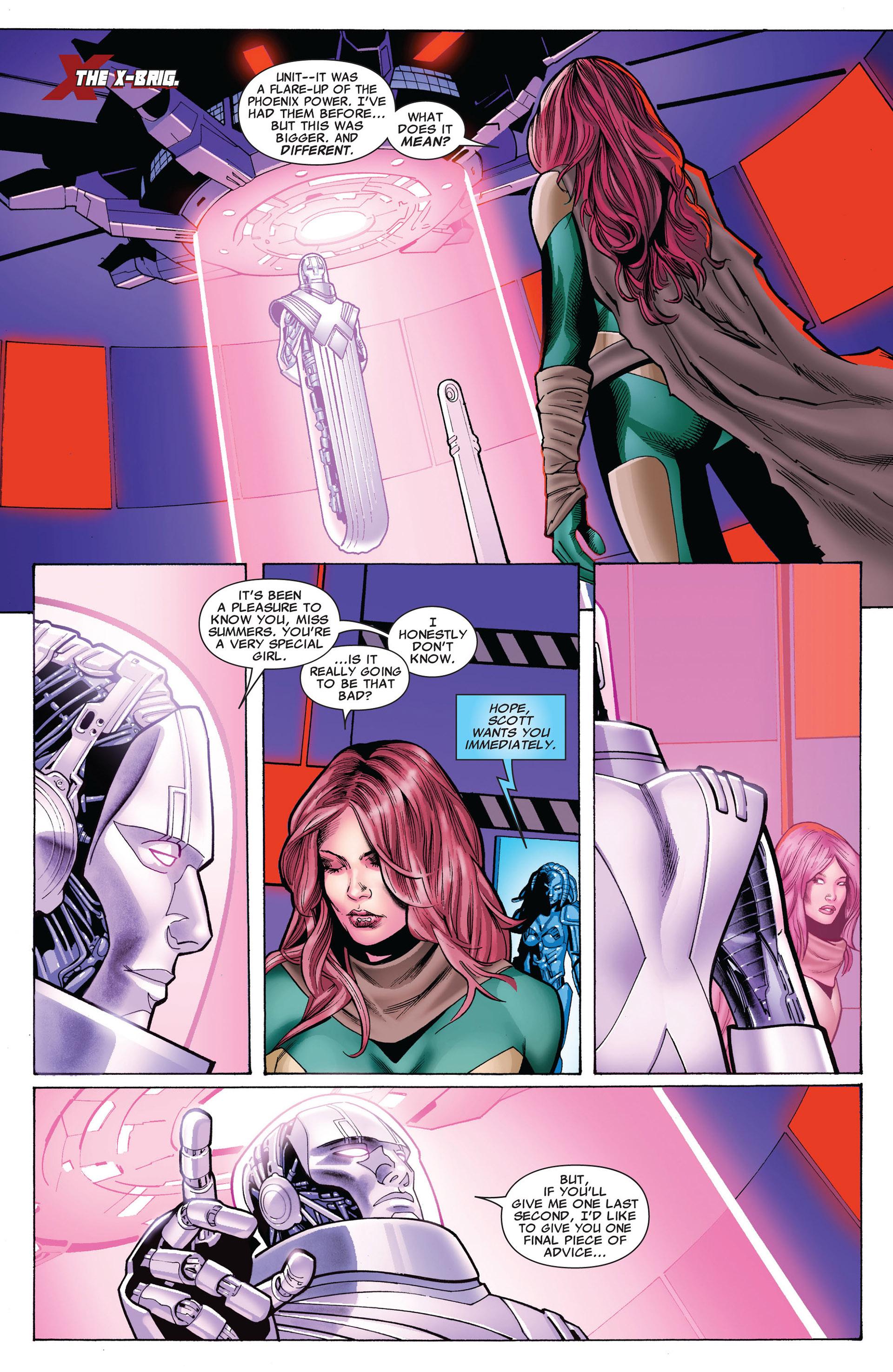 Read online Uncanny X-Men (2012) comic -  Issue #11 - 5