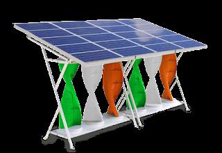 Solar Company Kerala - WindVoltz' Hybrid Energy Solar Energy System