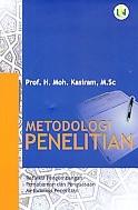 Metodologi Penelitian H. Moh. Kasiram