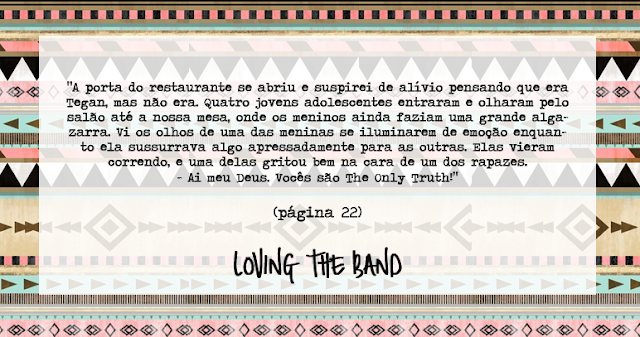 Joana leu: Loving the band, Emily Baker