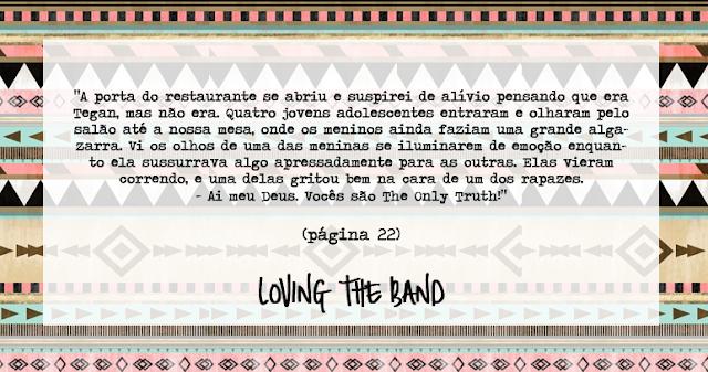 Joana leu: Loving the band, Emily Baker