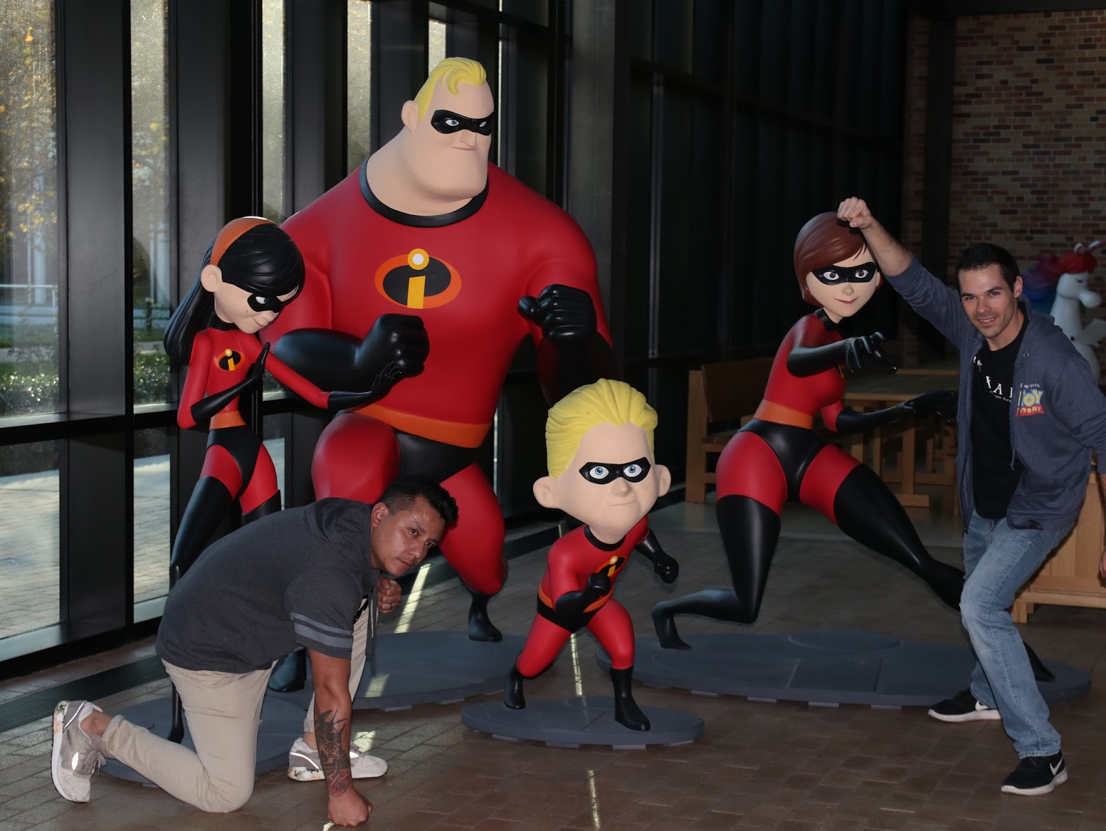 pixar studios 2017 the incredibles