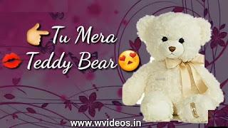 Happy Teddy Day Whatsapp Status Video Download For Boyfriend