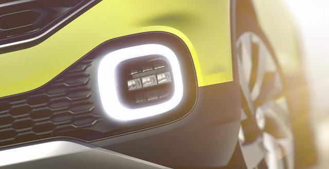 Volkswagen T-Cross: concorrente de Honda HR-V e Jeep Renegade